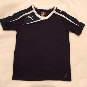 Puma Soccer Style T-shirt With Dry Cell
